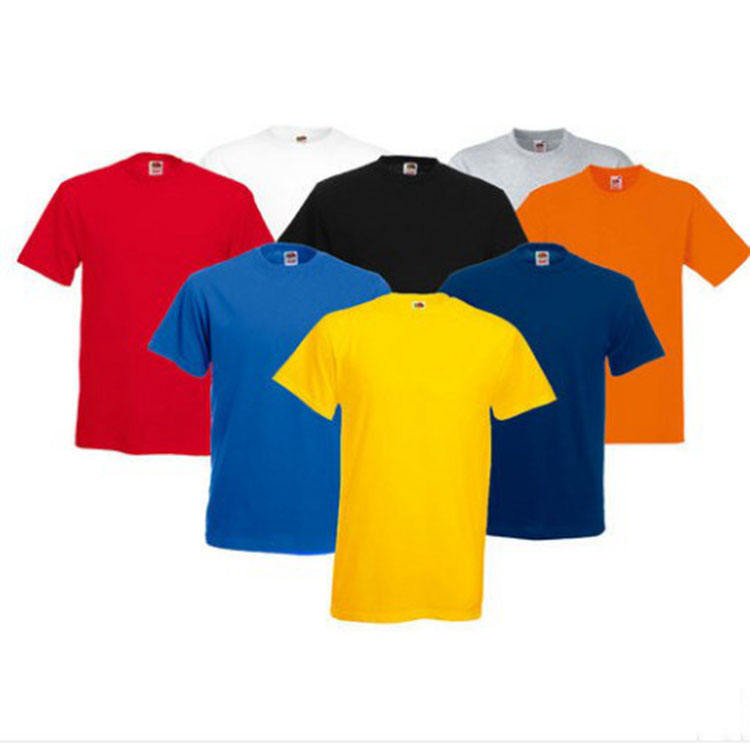mens fashion cotton casual camisas dry quick t-shirt men plain plus size tshirt