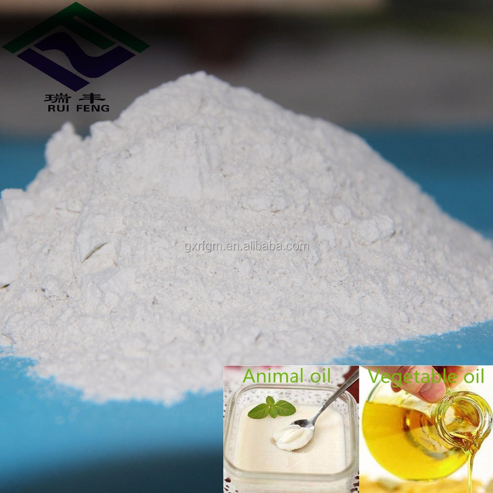 coconut oil and olive oil decolorizing bleaching powder chemical formula H2Al2(SiO3)4-nH2O
