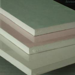 good quality 1220*2440 moisture-resistent  gypsum  board for ceiling