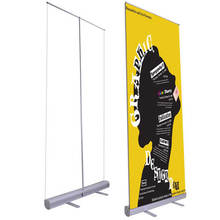 Custom Flex Digital pop up banner Display Stand
