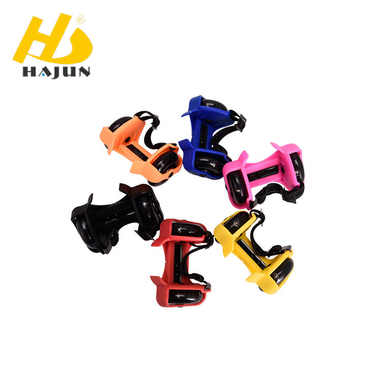 CE Certified new design glider roller skate flashing heel skate with discount