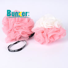 Wholesale Body Net Bath Sponge PE Shower soft Bath Sponge