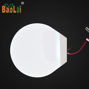 Custom size shape white color rgb smd led backlight for sale