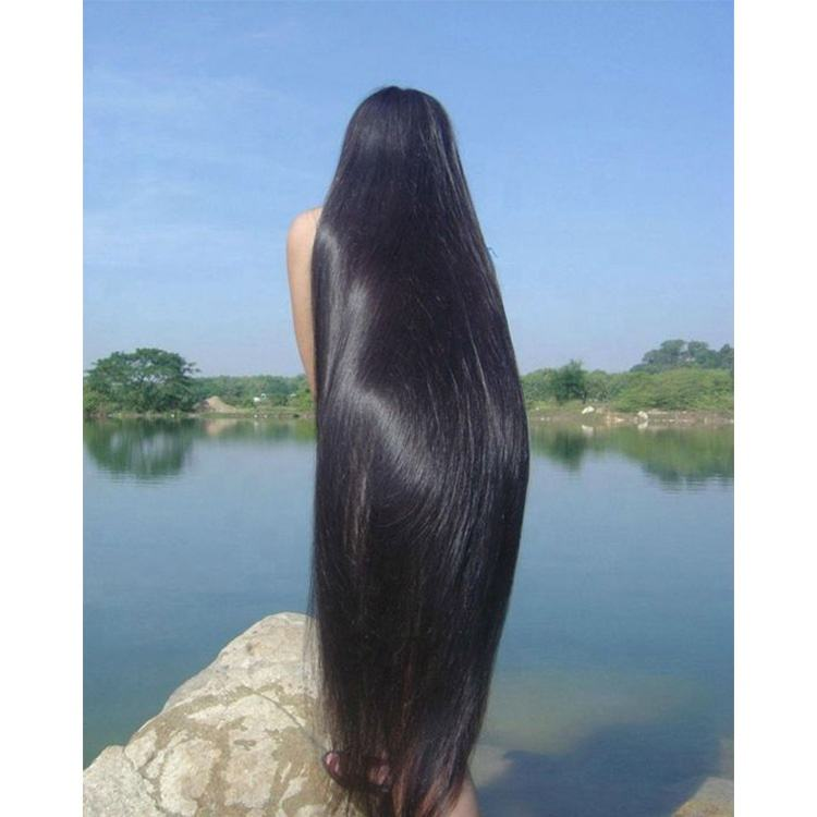 Darling raw southeast asian hair,From beauty young girl asian virgin hair weave bundle,great length asian remy hair extension