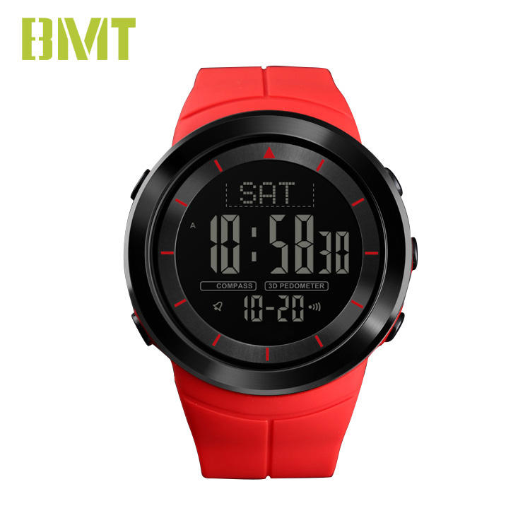Fasion Multi Waterproof Wrist Watch Sport LCD Digital Watches