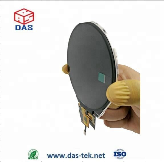 2.5 INCH ROUND LCD DISPLAY FOR WATCH SCREEN