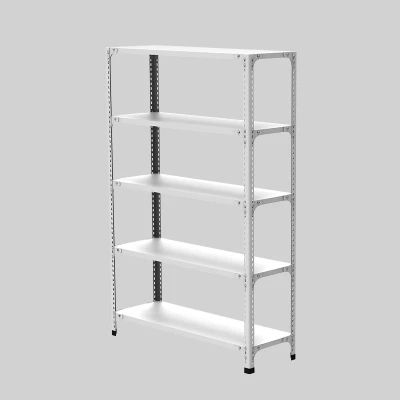 Aluminium steel slotted angle shelving suppliers