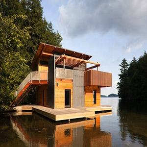 Luxury Container Homes Prefab Hotel Floating Homes