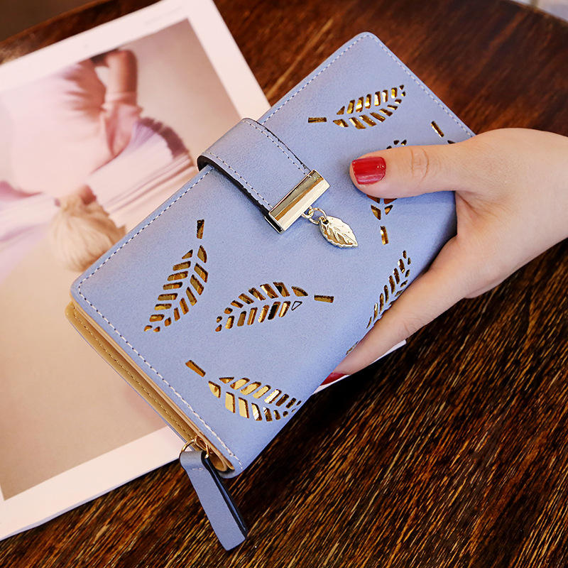 Wholesale ladies wallets holder fashion wallets for women leather wallets bag