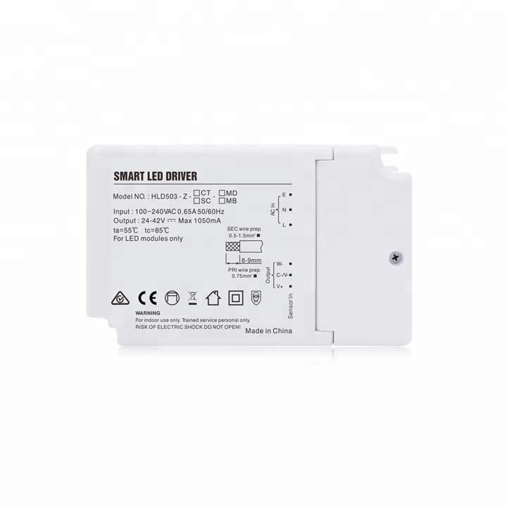26v 32v 35v dc 850ma 950ma zigbee wireless di controllo cct dimming ha condotto il <span class=keywords><strong>driver</strong></span>