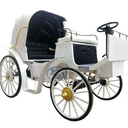 Electric Vehicle Electric Sightseeing Carriage Horse Carriage