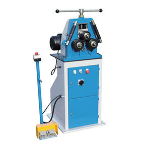 RBM10/ERBM10HV Electric Profile Round Bending Machine / Profile Round Bender