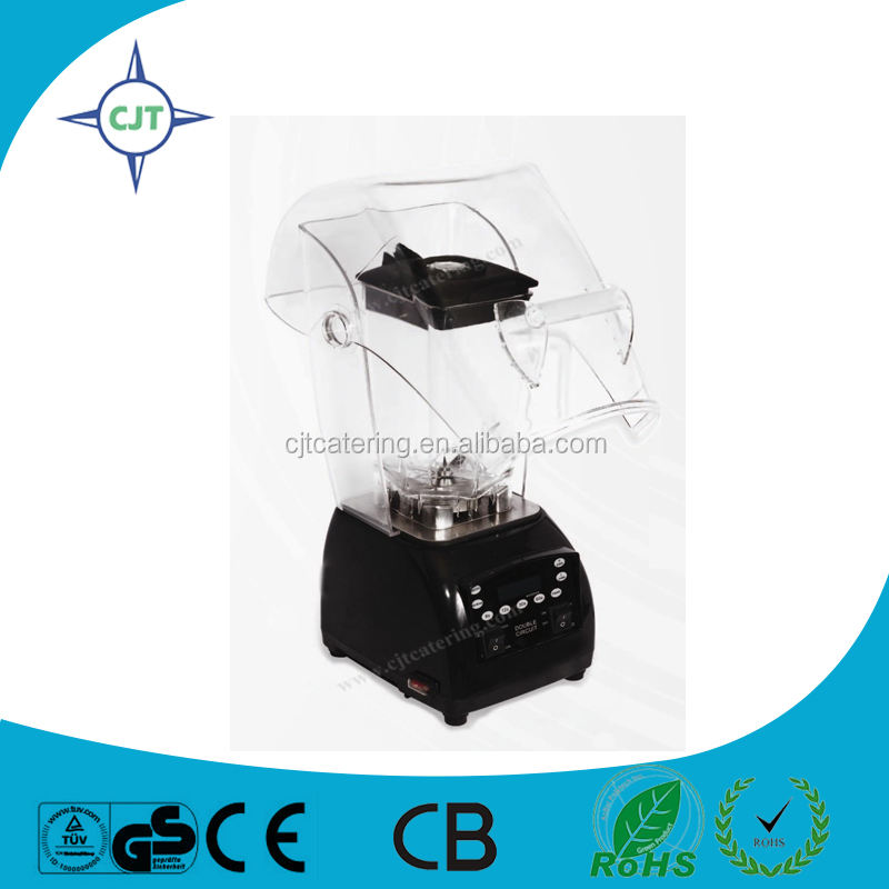 Suitable for family, house, bar, cafe, hotel White large size PC cup 5 program design food blender manufacturer