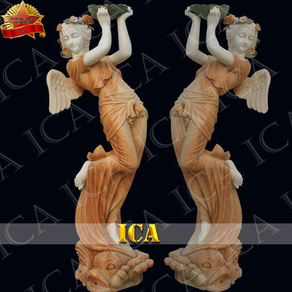 carved onyx statues