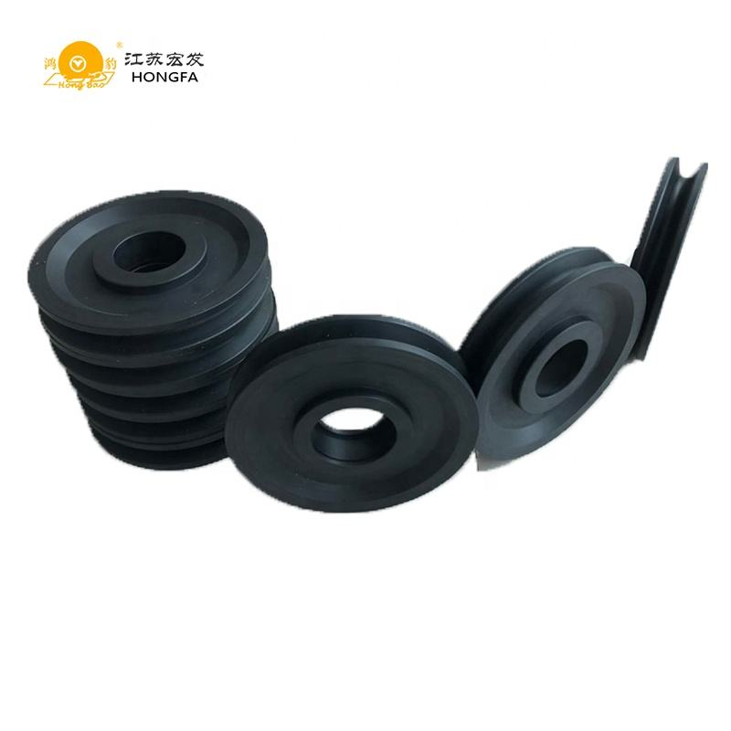 low price plastic v belt pulley manufacture