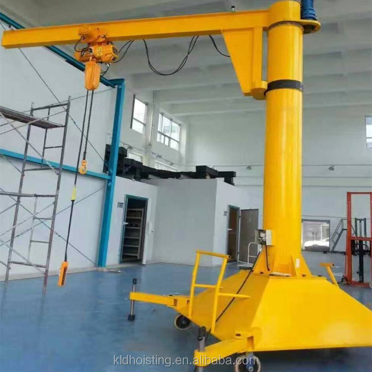 1 Year Warranty [ Crane ] 0.5t-10t Workshop Jib Crane Mounted Jib Crane Mine Pivoted Jib Crane