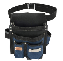 Heavy Duty Technician and Electrician Waist Tool Bags with Multiple Pockets Tool Organizer waist belt bag tool