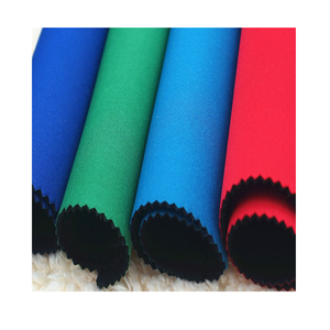 High Quality Hot Selling Factory Direct Selling Neoprene 3mm Colorful Neoprene Sheet Fabric