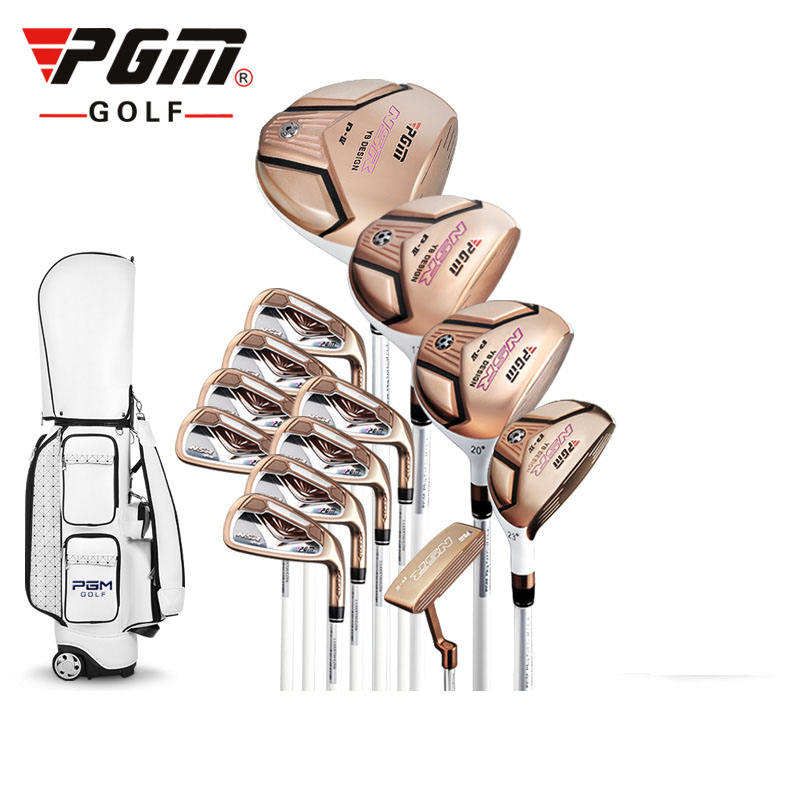 PGM NSR Lady's High Quality Golf Clubs set complete set