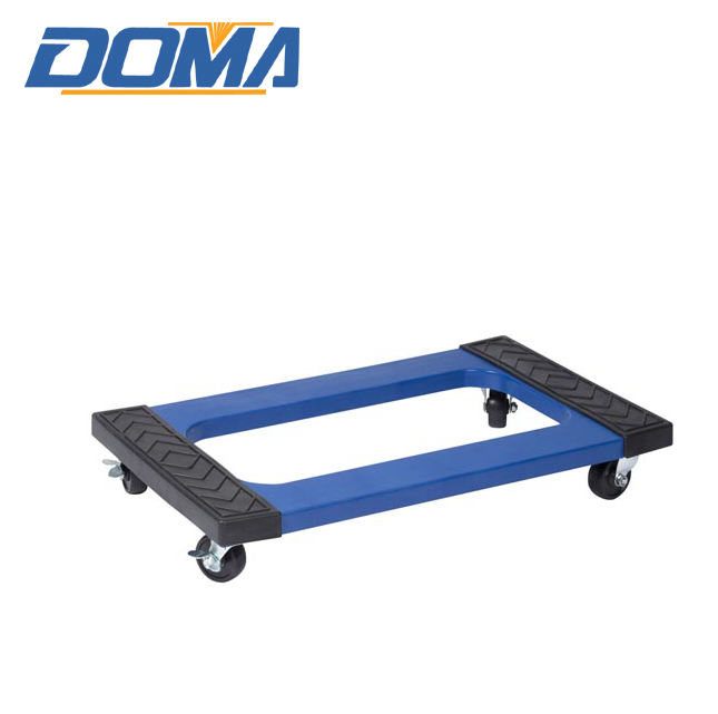 Meubles en plastique mobile movers dolly