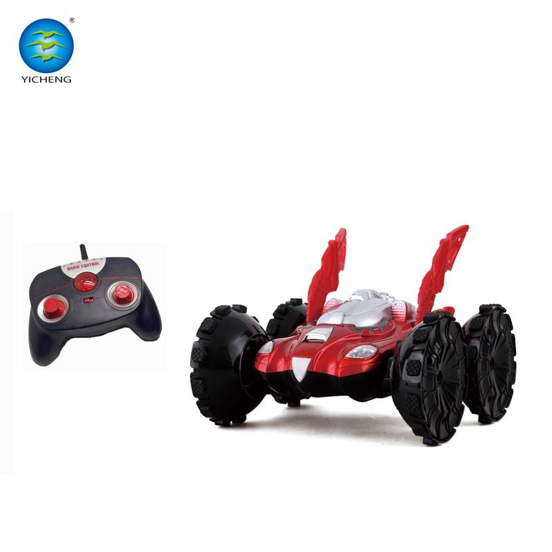 2019 RC Toys Amphibious Stunt Remote Control Car With Light