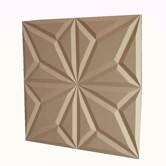 Arte suave 4D cuero panel de pared tablero 3D papel de pared decoración de la pared