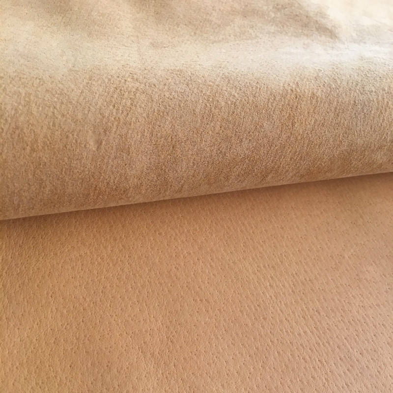 Male pig grain leather for shoes lining bags etc