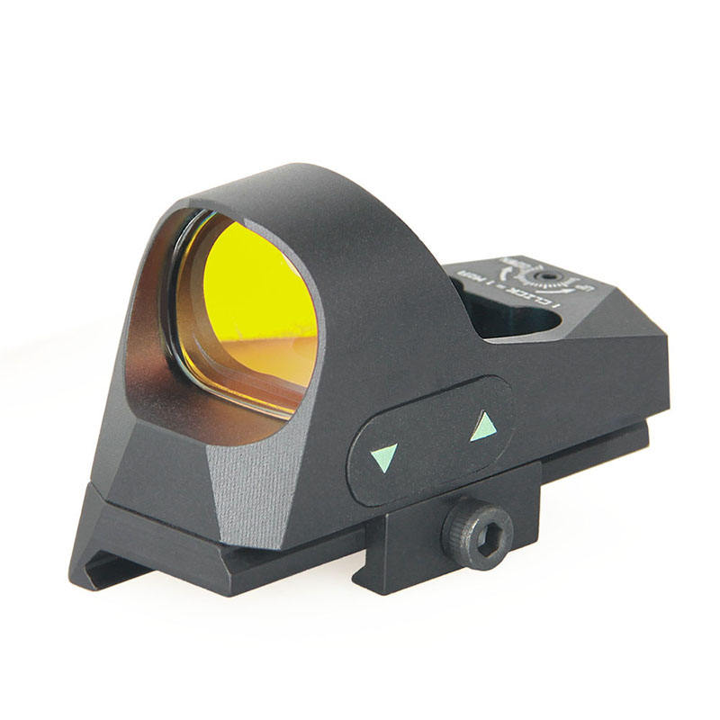 China professionele jacht fabrikant militaire tactische airsoft weaopns reflex rifle sight red dot sight voor geweer en pistool