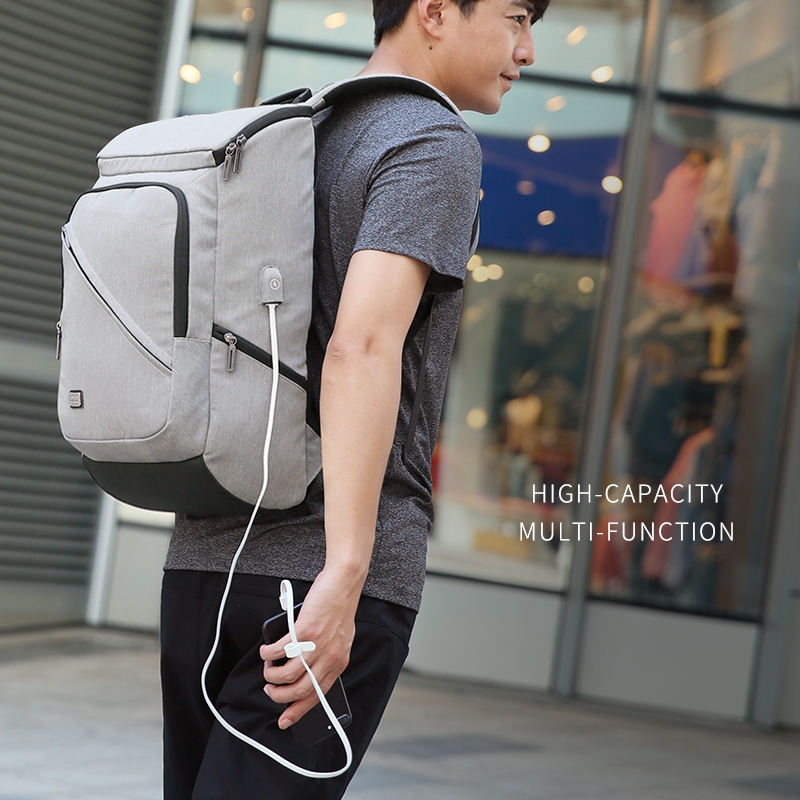 Mark Ryden Wholesale New Goods USB Charging Waterproof Backpack School College Bag Laptop Backpacks Travel Outdoor Bags for Men