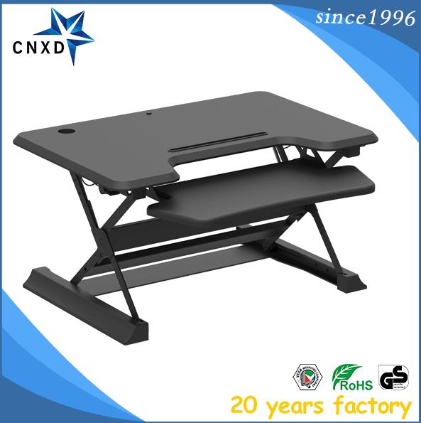 Altura ajustable para sentarse escritorio para <span class=keywords><strong>muebles</strong></span> de oficina