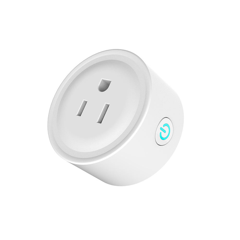 Excel Digitale Nieuwste Tuya Smart Leven 10A Smart Plug Usa, Smart Power Plug, Wifi Plug Smart Usa Standaard