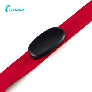 GYM club team training heart rate monitor strap BLE and ANT  with OEM ODM available