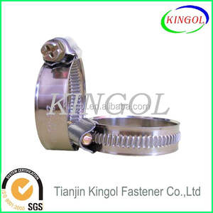 12mm Jerman Jenis Klem Kabel Kecil/hose Clamp
