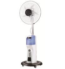 Good price Ningbo factory rechargeable mist fan air cooling fan