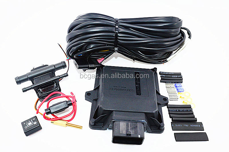 Brc mobil sequential lpg cng ecu kit