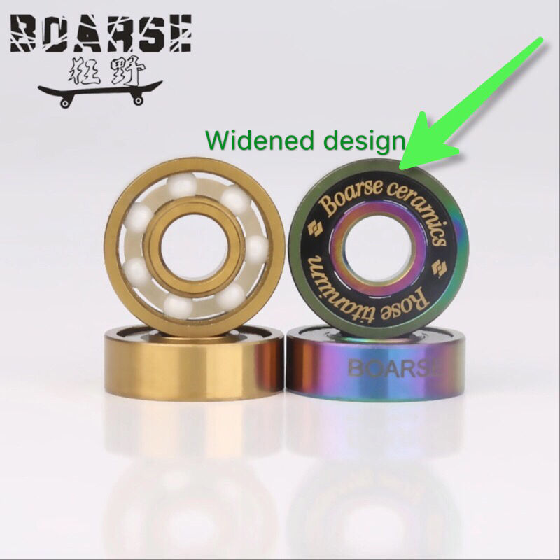Ceramic Skateboard Bearing Skating Bearing 608 627スケートボードBearings abec7 abec9 abec11
