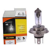 New Generation Headlight Auto Light Bulbs H4,ISO9001Certification Auto Car H4 Halogen bulb