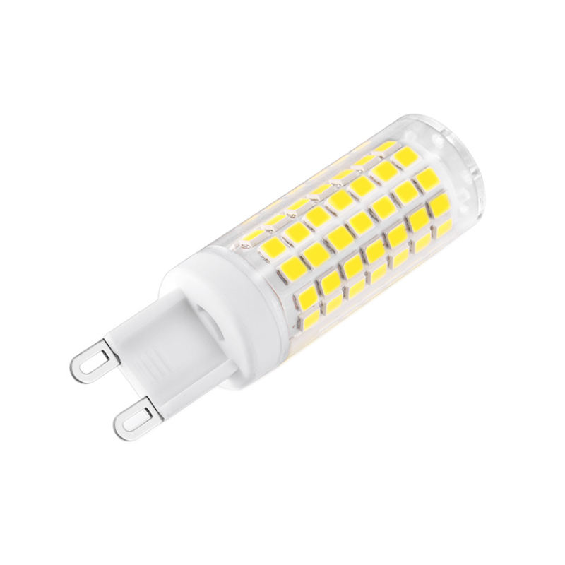 G9 led Light Bulbs 75W 100W Replacement Dimmable LED Bulbs AC110V 120V
