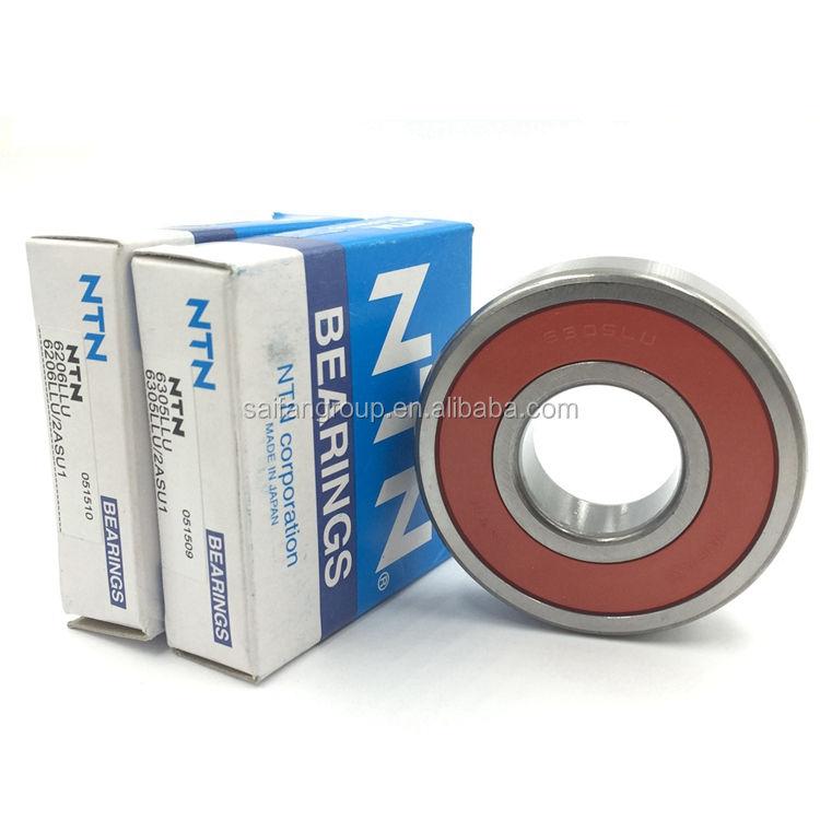 6301-2RS C3 Electric Motor Quality Premium Ball Bearing 12x37x12mm Qty 2
