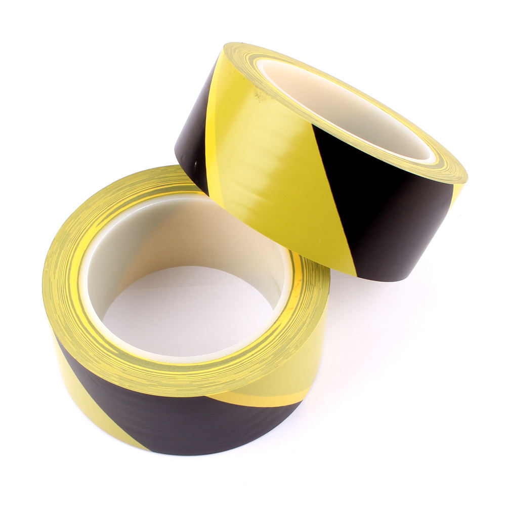 PVC Adhesive caution/marking twill tape