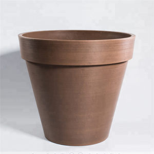AYM35-003 high quality and low price degradable plastic flower pots