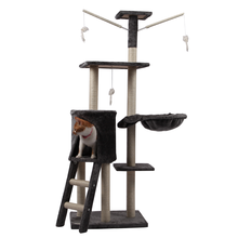 hot sale pet products for lucky cat climbing cat scratcher tree