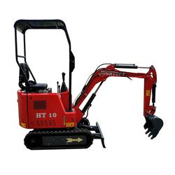 1ton 1000kg hydraulic mini excavator with ce for sales