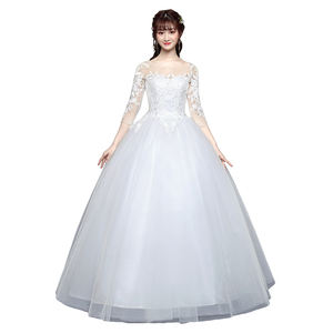 2019 Newest luxury wedding dress hot sale wedding dresses
