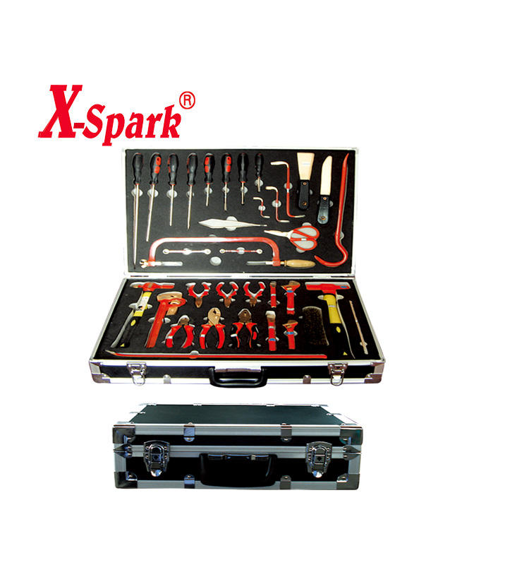 Explosion Proof Tools Spark Proof Non magnetic Eod Tool Kit