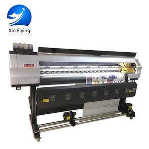 K Jet Eco solvente 10Ft gran formato impresora Digital de la tela
