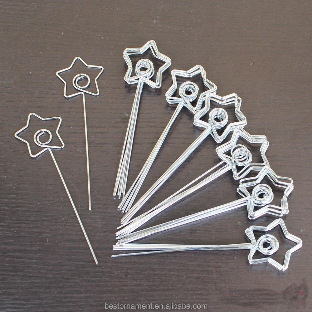Diy Craft Ster Draad Card Photo Memo Foto Houder Clips