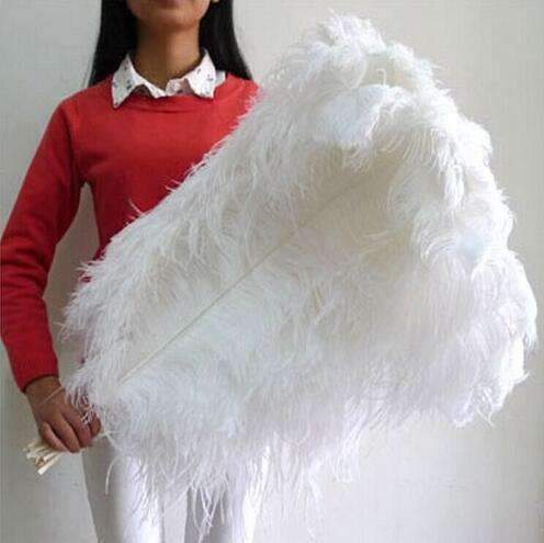 Wholesale 45-50cm Synthetic Wedding Ostrich Feathers ostrich feathers for centerpieces