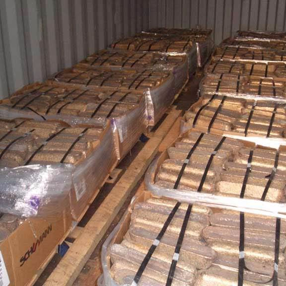Copper Ingot 99.99% high quality