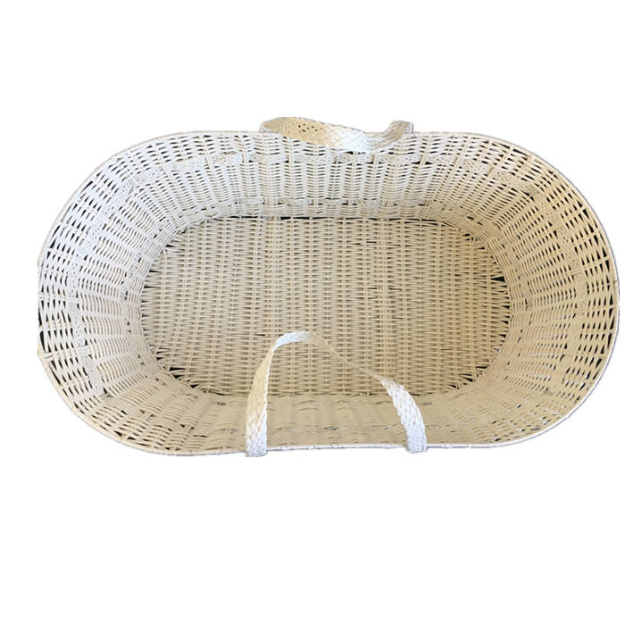 handmade newborn moses basket infant sleep basket baby crib